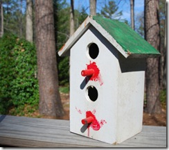 Birdhouse by Troy Marchesseault